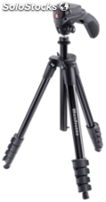 Manfrotto Compact Action negro