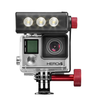 Manfrotto Off road LED Kit para GoPro y otras
