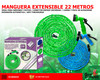 Manguera Extensible Pistola 22 Metros We Houseware