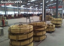 Mangueras hidraulicas, industriales, de succion y descarga, fittings.