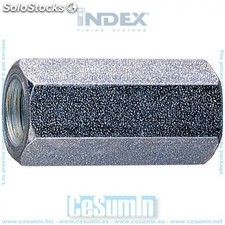 Manguito hexagonal M6 x 20 - index - Ref:MAE0620