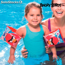 Manguitos Hinchables Angry Birds