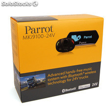 Manos libres vehiculo Bluetooth Parrot MKI9100 , 24 V , TRUCKS