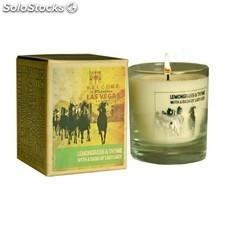Mans candle vela lady luck, hierbalimón y romero - mans candle - 5060119452065 -