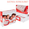 Manta Eléctrica Doble Electrical Heating Blanket 160 x 140 cm - Foto 2