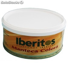 "Manteca colorá ""Iberitos"" (250g)"