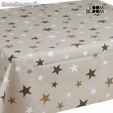 Mantel resina estrellas by Loom In Bloom