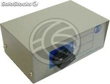 Manual Switch 2-port DB25 female (SW11)