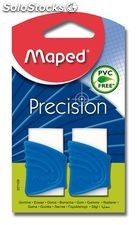 Maped 2 gommes precision