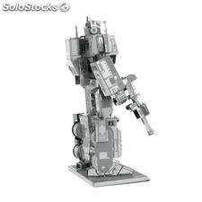 Maqueta 3D Metal Earth Optimus Prime Transformers