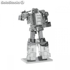 Maqueta 3D Metal Earth Soundwave Transformers