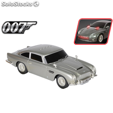 Maquette de voiture Aston Martin James Bond DB5 1:20 Toy State 62021