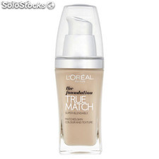 maquillage true match l'Oreal