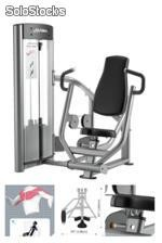 Máquina de fuerza chest press optima