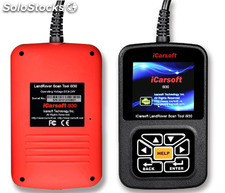 Máquina diagnosis Land Rover y Jaguar ICARSOFT i930