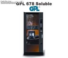 Maquina Vending glp 678 soluble