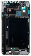 marco lateral + chasis s.galaxy note 3 negro PEC03-9186