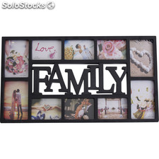 Marco multifoto family negro - b and b - 8430026949540 - 59198