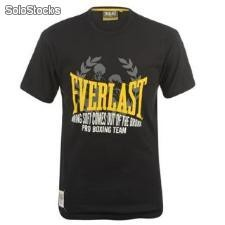 Markowe t-shirty - Everlast - ceny od 24 do 29 zł netto.