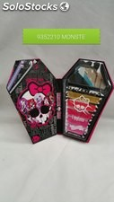 MARKWINS Monster high set maquillaje 9352210