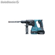Martillo ligero makita 18v litio-ion dhr243rme