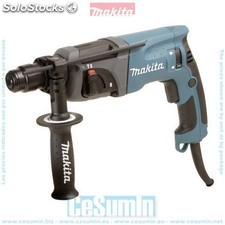 Martillo ligero sds-plus 710w 2.6 kg broca hasta 22 - MAKITA - Ref: H