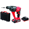 Martillo perforador inalámbrico Einhell TE-HD 18 Li (kit)