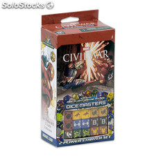 Marvel Dice Masters - Civil War Starter [Inglés]