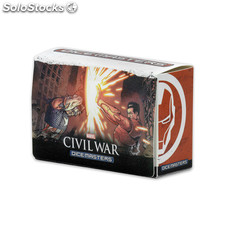 Marvel Dice Masters - Civil War Team Box [Inglés]