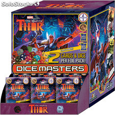 Marvel Dice Masters - The Mighty Thor Gravity Feed [Inglés]