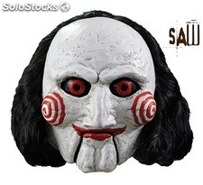 Máscara de Títere Bill de Saw Jigsaw