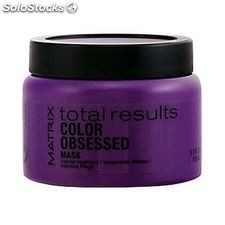 Mascarilla Capilar Total Results Color Obsessed Matrix