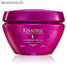 Mascarilla masque chromatique kerastase cabellos finos 200ml