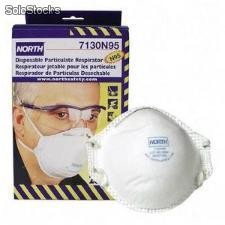 Mascarilla North N95 Descartable