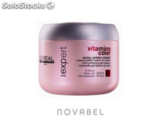 Mascarilla vitamino color gel 200ML loreal professionel expert