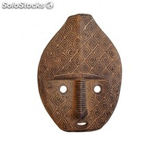 Mask Red Wood