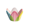 Mason cash mc 25 large petal cupcake cases