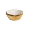 Mason cash mc 32 gold foil cupcake cases