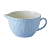Mason cash mc bake my day blue batter bowl