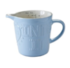 Mason cash mc bake my day blue measuring jug 1LT