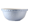 Mason cash mc bake my day S12 blue mixing bowl 29CM