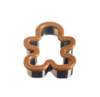 Mason cash mc gingerbread man safety cutter