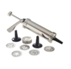 Mason cash mc stainless steel cookie press & icing set