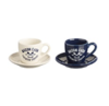 Mason cash mc varsity set 2 assorted espresso cups