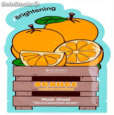 Masque orange brightening