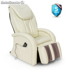 Massagesessel KARMA (neues Modell 2017) -Beige- 5 YEARS Extended Warranty