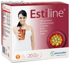Masterdiet Estiline 20 envelopes potável
