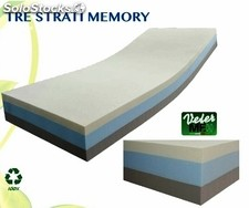 Materasso memory foam 1 ( 100% Made in Italy )