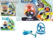 Max Steel Deluxe Turbo Battle Fig