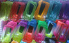 mayorista iphone 4s/5/5c/5s/6/6 Plus Colorful/Bi-color transparent Bumper casos - Foto 1